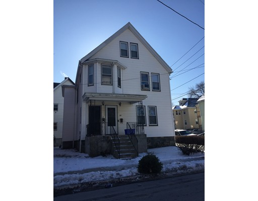 Multi-Family Home for Sale at 26 Wigglesworth Street 26 Wigglesworth Street Malden, Massachusetts 02148 United States