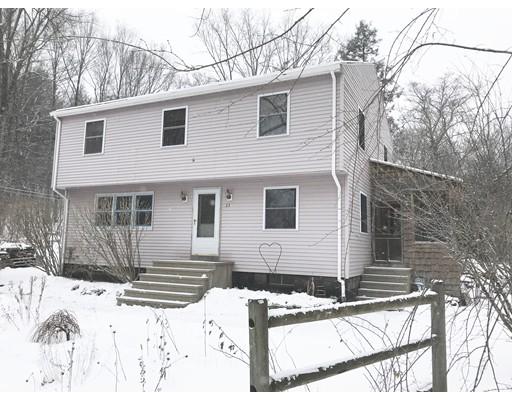 Single Family Home for Sale at 23 Goss Hill 23 Goss Hill Huntington, Massachusetts 01050 United States