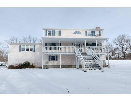Single Family Home for Sale at 480 Whittemore Street 480 Whittemore Street Leicester, Massachusetts 01524 United States