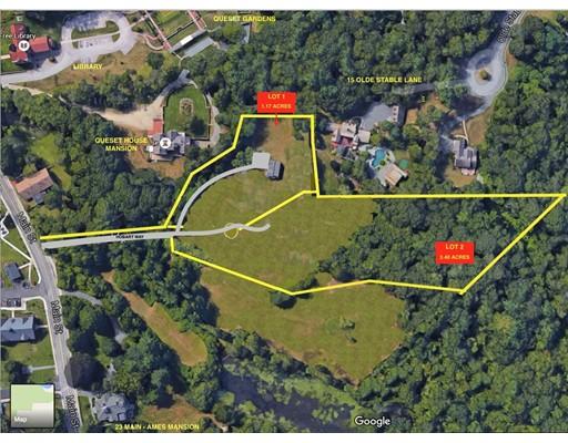 أراضي للـ Sale في 2 Hobart Meadows 2 Hobart Meadows Easton, Massachusetts 02356 United States