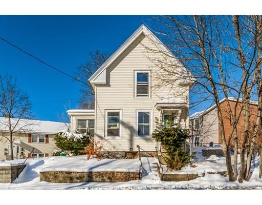 Maison unifamiliale pour l Vente à 66 Brown Avenue 66 Brown Avenue Manchester, New Hampshire 03101 États-Unis