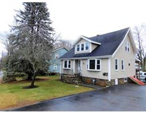 Частный односемейный дом для того Аренда на 112 Randolph #A 112 Randolph #A Weymouth, Массачусетс 02190 Соединенные Штаты