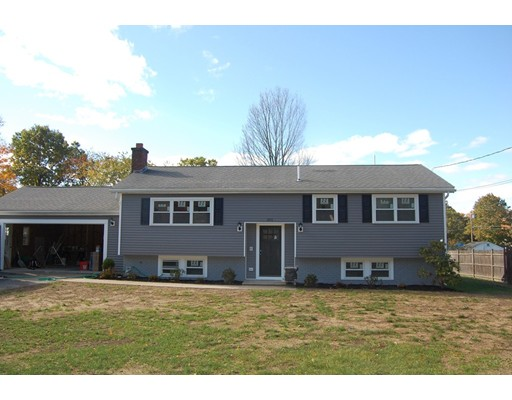Single Family Home for Rent at 301 Cox St #- 301 Cox St #- Hudson, Massachusetts 01749 United States