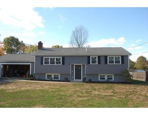 Casa Unifamiliar por un Alquiler en 301 Cox St #- 301 Cox St #- Hudson, Massachusetts 01749 Estados Unidos
