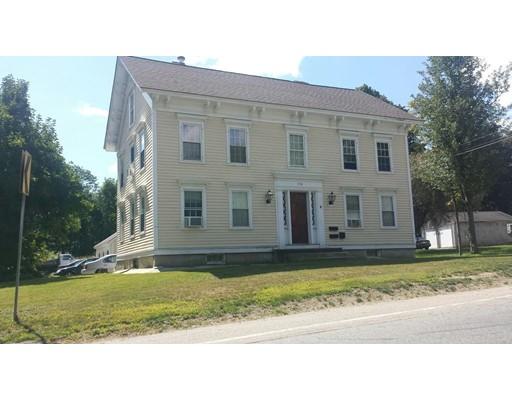 Casa Unifamiliar por un Alquiler en 730 Main Street 730 Main Street Shrewsbury, Massachusetts 01545 Estados Unidos