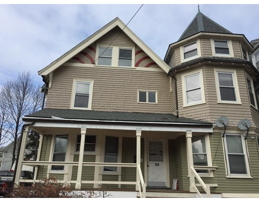 Single Family Home for Rent at 50 Gardner Street Boston, Massachusetts 02134 United States