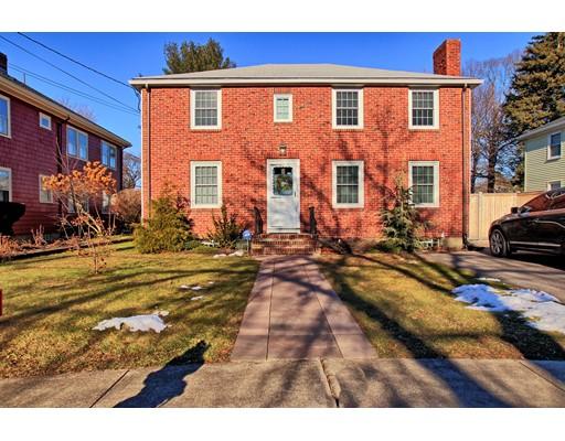 多户住宅 为 销售 在 33 S Gate Park 33 S Gate Park 牛顿, 马萨诸塞州 02465 美国