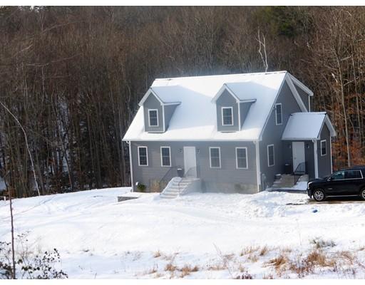 Casa Unifamiliar por un Venta en 1495 Richardson Road 1495 Richardson Road Ashby, Massachusetts 01431 Estados Unidos