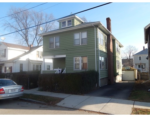 Casa unifamiliar adosada (Townhouse) por un Alquiler en 59 Vassall St #59 59 Vassall St #59 Quincy, Massachusetts 02170 Estados Unidos