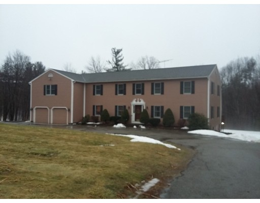 Single Family Home for Sale at 263 West Street 263 West Street Paxton, Massachusetts 01612 United States