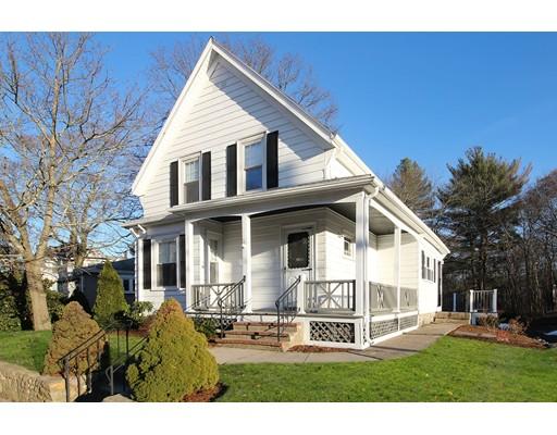 Single Family Home for Sale at 899 S Franklin Street 899 S Franklin Street Holbrook, Massachusetts 02343 United States