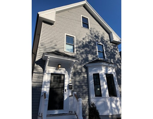 Single Family Home for Sale at 9 Montrose Street 9 Montrose Street Somerville, Massachusetts 02143 United States