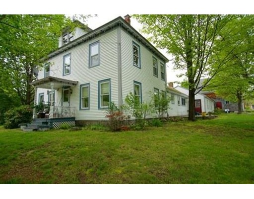 Single Family Home for Sale at 38 N Main Street 38 N Main Street Newton, New Hampshire 03858 United States