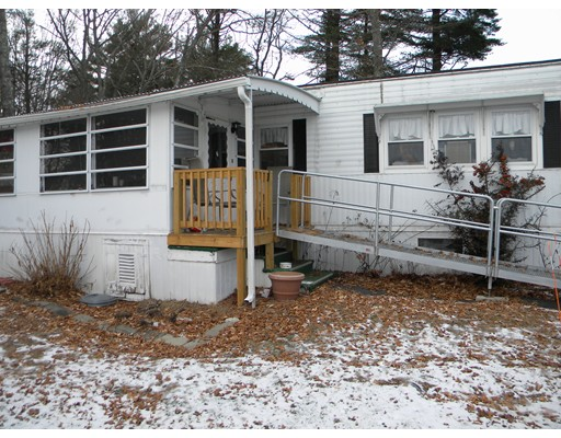 Single Family Home for Sale at 44 Sycamore Drive 44 Sycamore Drive Halifax, Massachusetts 02338 United States
