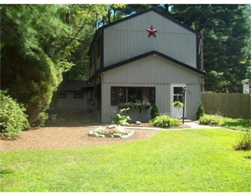 独户住宅 为 销售 在 63 Cobb Street Norton, 02766 美国