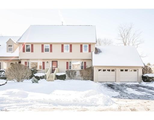 Maison unifamiliale pour l à louer à 28 Quail Run 28 Quail Run Tewksbury, Massachusetts 01876 États-Unis