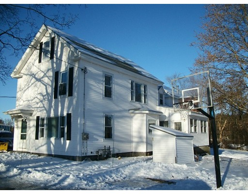 Single Family Home for Rent at 190 Boston Road 190 Boston Road Chelmsford, Massachusetts 01824 United States