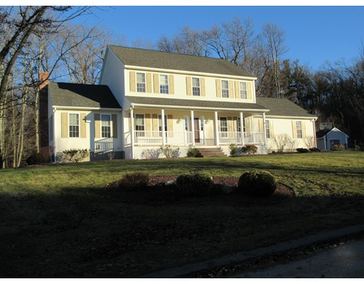 House for Sale at 25 Hilltop Farm Road 25 Hilltop Farm Road Auburn, Massachusetts 01501 United States