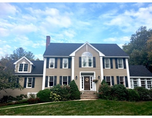 Single Family Home for Sale at 28 Meeting Place Circle 28 Meeting Place Circle Boxford, Massachusetts 01921 United States