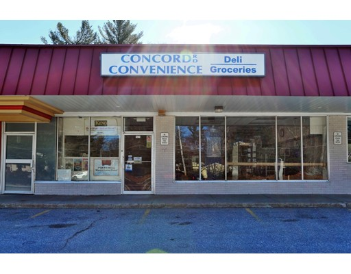 Commercial for Rent at 170 Concord Road 170 Concord Road Chelmsford, Massachusetts 01824 United States