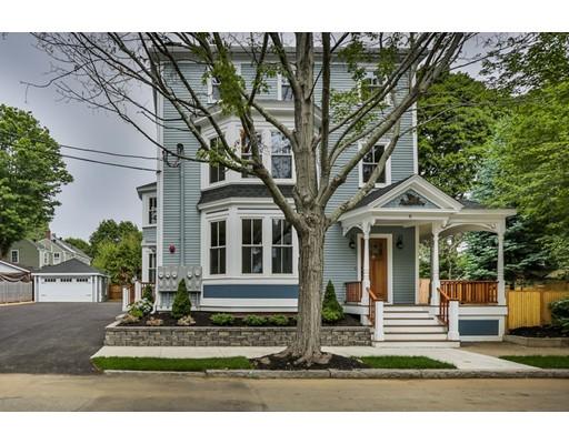 独户住宅 为 出租 在 6 Allen Street 6 Allen Street Newburyport, 马萨诸塞州 01950 美国