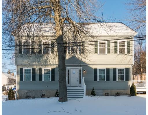 Частный односемейный дом для того Продажа на 143 Wright Street 143 Wright Street Arlington, Массачусетс 02474 Соединенные Штаты