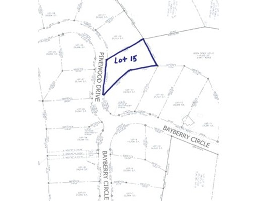 Land for Sale at 15 Pinewood Drive Winchendon, 01475 United States