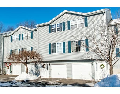 Condominio por un Venta en 39 Waters Edge 39 Waters Edge Ludlow, Massachusetts 01056 Estados Unidos