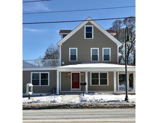 Apartamento por un Alquiler en 48 South Main St. #2 48 South Main St. #2 Sharon, Massachusetts 02067 Estados Unidos