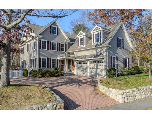 Picture 1 of 15 Bancroft St  Needham Ma  6 Bedroom Single Family#
