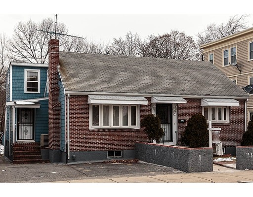 Picture 1 of 707 Hyde Park Ave  Boston Ma  5 Bedroom Multi-family#