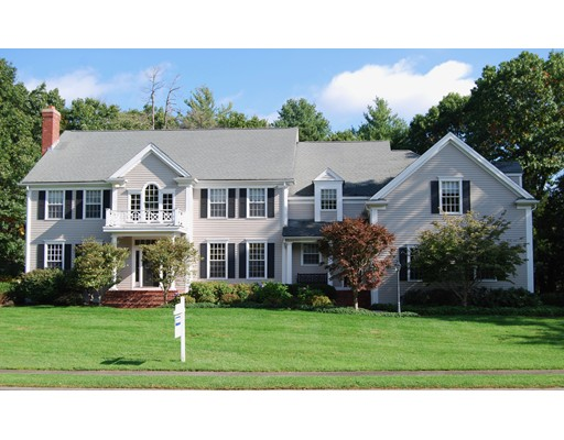 Single Family Home for Sale at 3 Stonemeadow Drive 3 Stonemeadow Drive Westwood, Massachusetts 02090 United States