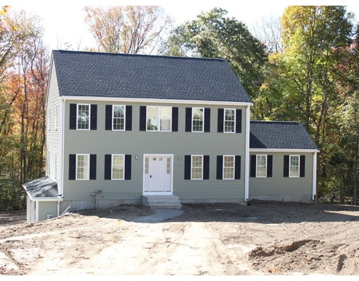 Single Family Home for Sale at 1 Secret Place 1 Secret Place Bridgewater, Massachusetts 02324 United States