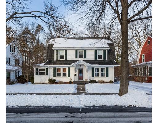 独户住宅 为 销售 在 64 Edgewood Avenue 64 Edgewood Avenue Longmeadow, 马萨诸塞州 01106 美国