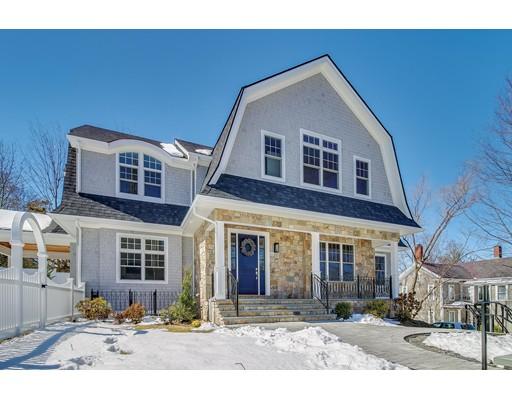 Μονοκατοικία για την Πώληση στο 59 Highland Street 59 Highland Street Newton, Μασαχουσετη 02465 Ηνωμενεσ Πολιτειεσ