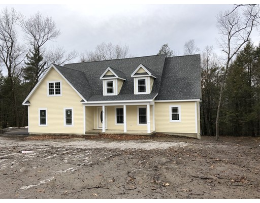 Single Family Home for Sale at 96 Linden Ridge Road 96 Linden Ridge Road Amherst, Massachusetts 01002 United States