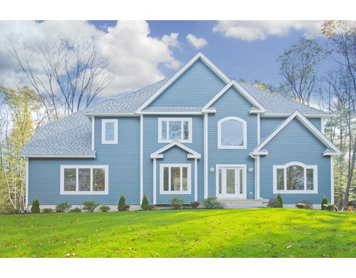 Casa Unifamiliar por un Venta en 125 Linden Ridge Road 125 Linden Ridge Road Amherst, Massachusetts 01002 Estados Unidos
