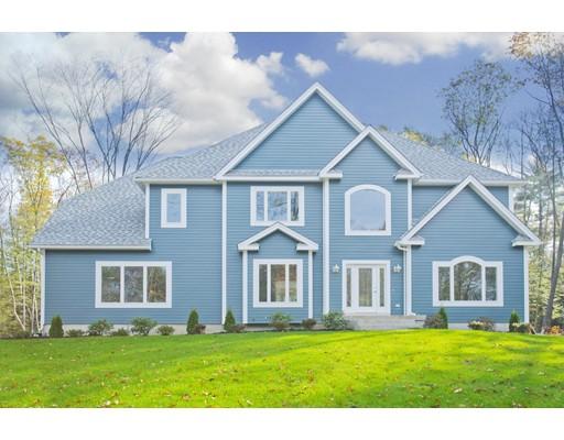 独户住宅 为 销售 在 125 Linden Ridge Road 125 Linden Ridge Road Amherst, 马萨诸塞州 01002 美国