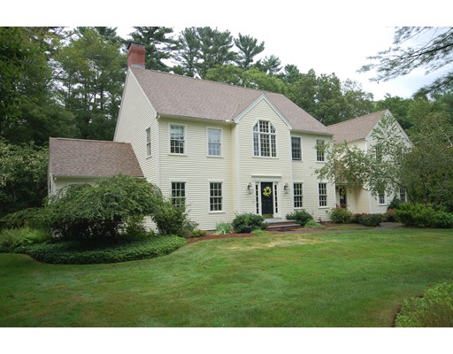 Picture 1 of 39 Forest Lane  Boxford Ma  4 Bedroom Single Family#