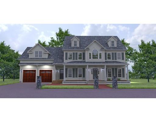 Maison unifamiliale pour l Vente à 30 Horseshoe Lane 30 Horseshoe Lane Canton, Massachusetts 02021 États-Unis