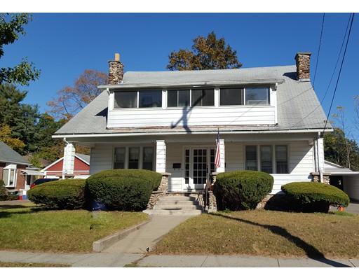 独户住宅 为 出租 在 93 Dartmouth Holyoke, 01040 美国