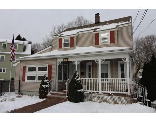 Single Family Home for Sale at 19 Waldo Street 19 Waldo Street Dedham, Massachusetts 02026 United States