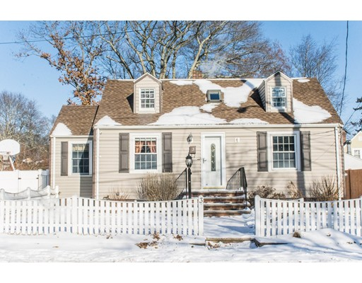 Picture 5 of 3 Appleton St  Saugus Ma 3 Bedroom Single Family