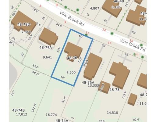 独户住宅 为 销售 在 11 VINE BROOK ROAD 11 VINE BROOK ROAD Lexington, 马萨诸塞州 02421 美国