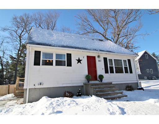 独户住宅 为 销售 在 267 Salem Road 267 Salem Road Billerica, 马萨诸塞州 01821 美国