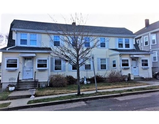 Picture 2 of 19-21 Colby Rd  Quincy Ma 4 Bedroom Multi-family