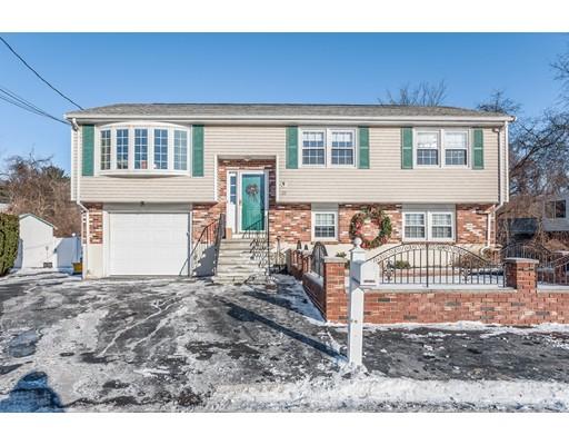 Single Family Home for Sale at 22 Jennifer Lane 22 Jennifer Lane Peabody, Massachusetts 01960 United States