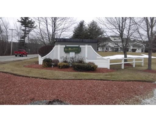 共管式独立产权公寓 为 销售 在 4 W Hill Drive 4 W Hill Drive 威斯敏斯特, 马萨诸塞州 01473 美国