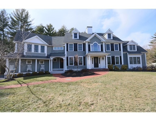 Single Family Home for Sale at 57 Stone Meadow Lane Hanover, Massachusetts 02339 United States