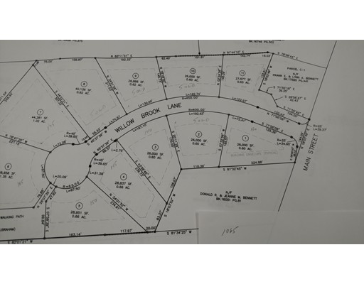 Land for Sale at 5 WillowBrook Lane 5 WillowBrook Lane Wilbraham, Massachusetts 01095 United States